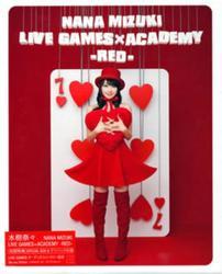 LIVE GAME(RE(Bl/水樹奈々【KIXM.22】[新品]