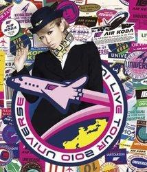 KODA KUMI LIVE TOUR 2010~UNIVERSE~/倖田來未【RZXD.46892】[新品]