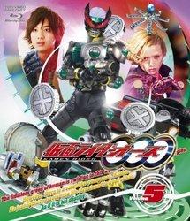 仮面ライダーOOO(オーズ)VOL.5【Blu-ray】/仮面ライダー【BSTD.8615】[新品]