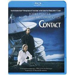 コンタクト(Blu-ray Disc)/ジョディ・フォスター【CWBAY.26022】[新品]