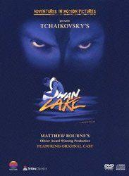 チャイコフスキー:バレエ「白鳥の湖」(サウンドトラックCD付き)/アドヴェンチャーズ・イン・モー[新品]