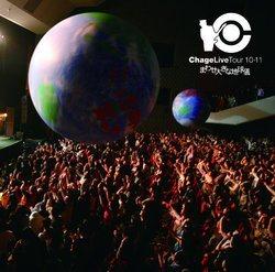 Chage Live Tour 10-11 まわせ大きな地球儀/CHAGE[新品]