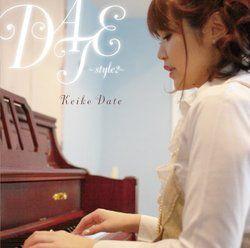 DATE~style2~(デイト~スタイル2~)/伊達恵子【YZWG.9】[新品]