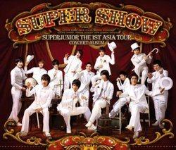 SUPER JUNIOR THE 1ST ASIA TOUR CONCERT ALBUM/SUPER JUNIOR【AVCK.79011】[新品]