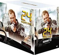 24 -TWENTY FOUR- ファイナル・シーズン DVDコレクターズBOX/キーファー・サザーランド 他【中古】[☆3]