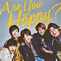 Are You Happy?(通常盤)/嵐【中古】[☆2]