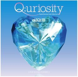 J-POP HOUSE COVERS2 Q;uriosity~Digital Summer Love Collection/eLEQUTE[新品]