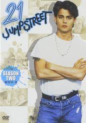 21 ジャンプストリート シーズン2 DVD-BOX2/ジョニー・デップ【中古】[☆4]
