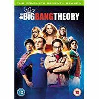【輸入盤】The Big Bang Theory - Saison 7 [STANDARD EDITION]【中古】[☆2]