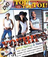 HIP HOP Item Magazin&DVD 『YO!! HIPS』 2004 Spring&Summer/アーティストボックス【中古】[☆4]