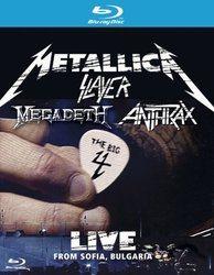 【輸入盤】Big 4: Live From Sofia Bulgaria/メタリカ スレイヤー メガデス アンスラックス【中古】[☆2]