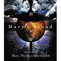 LIVE at BLITZ ~Make The New World Tour 2018~/Mary