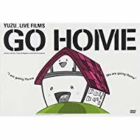 Live Films GO HOME/ゆず【中古】[☆2]