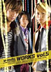 WORKS vol.5/w-inds.【中古】[☆3]