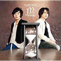 M album 【通常盤】/KinKi Kids【中古】[☆3]
