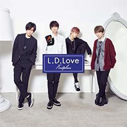 【未開封】L.D.Love (初回限定盤A) (DVD付)/First place【中古】[☆5]