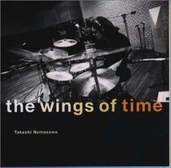 the wings of time/沼澤尚【中古】[☆2]