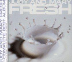 COMPLETE BEST ALBUM 「FRESH」/ジュディ・アンド・マリー【中古】[☆2]