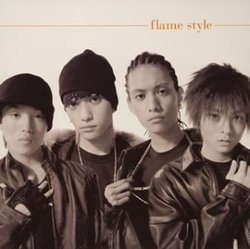 FLAME STYLE(初回限定版)(CCCD)(DVD付)/FLAME【中古】[☆4]