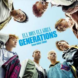 F.L.Y. BOYS F.L.Y. GIRLS(CD+DVD)/ジェネレーションズ・フロム・エグザイル・トライブ【中古】[☆4]
