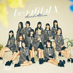 Beautiful X(スマプラ対応)(通常盤)(特典無し)/X21【中古】[☆4]