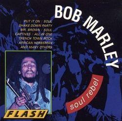 Soul rebel/BOB MARLEY【中古】[☆3]