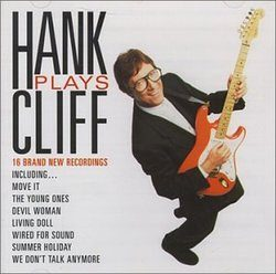 【輸入盤】Hank Plays Cliff/Hank Marvin【中古】[☆3]