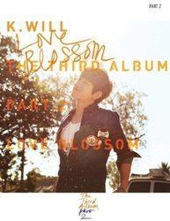 K.Will 3集 Part.2 - Love Blossom (韓国盤)/ケイ・ウィル【中古】[☆2]
