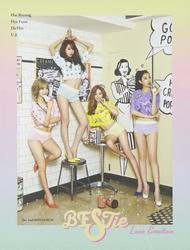 【輸入盤】2ndミニアルバム - Love Emotion/BESTie(ベスティ)【中古】[☆2]