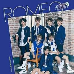 【輸入版】3rdミニアルバム - Miro (フルメンバーエディション) (韓国盤)/Romeo【中古】[☆2]