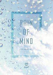 【輸入版】Snuper 3rdミニアルバム - Rain of Mind/Snuper【中古】[☆2]