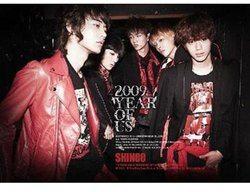 【輸入盤】SHINee Mini Album 3集 - 2009, Year Of Us(韓国盤)/SHINee【中古】[☆2]