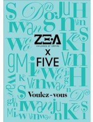 Mini Album - Voulez-vous(韓国盤)/ZE:A5【中古】[☆2]