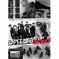 EXO-DON`T MESS UP MY TEMPO-正規5nd(Allegro/Moderato/Andante Ver.ランダム)(輸入盤)/EXO【中古】[☆3]