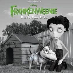 【輸入盤】Frankenweenie (Original Soundtrack)/DANNY ELFMAN【中古】[☆3]