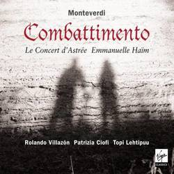 【輸入盤】Monteverdi: Combattimento/Claudio Monteverdi【中古】[☆3]