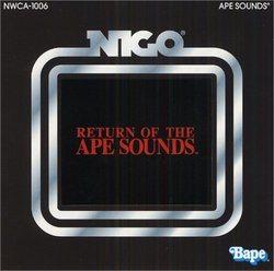 NIGO presents Return of the APE SOUNDS/YOU THE ROCK★ ほか【中古】[☆3]