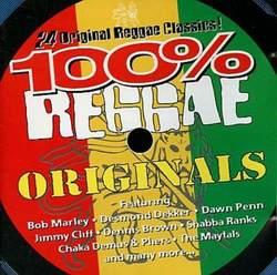 100% Reggae Originals/洋楽オムニバス【中古】[☆2]