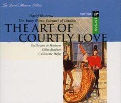 【輸入盤】The Art of Courtly Love/David Munrow【中古】[☆3]