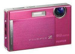 FUJIFILM デジタルカメラ FinePix (ファインピクス) Z100fd ピンク FX-Z100FDP【中古】[☆2]