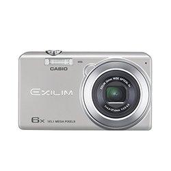 カシオ デジタルカメラ EXILIM EX-Z770SR シルバー【中古】[☆2]