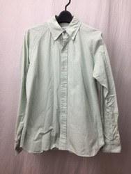 ARVOR MAREE アルボーマレー 長袖シャツ 2 グリーン系/シャツ【中古】[☆3]