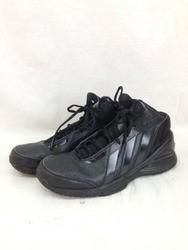 adidas アディダス M21990 ブラック 27.5cm スニーカー 箱付き/メンズ・スニーカー【中古】[☆3]