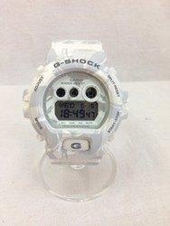 G-SHOCK ジーショック GD-X6900MC デジタル 樹脂バンド ホワイト カモフラージュ 腕時計/時計【中古】[☆3]