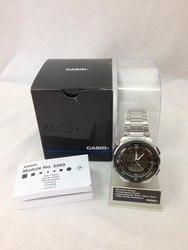 CASIO カシオ SGW-500H スポーツギア 海外モデル 腕時計 デジアナ 箱あり ブラック×シルバー/時計【中古】[☆4]