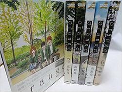 【全巻セット】orange /1-6巻セット/完結/高野苺/少女コミックセット【中古】[☆2]