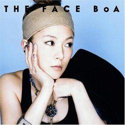 THE FACE(DVD付)/BoA[新品]