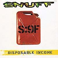 Disposable Income/THE SNUFF[新品]