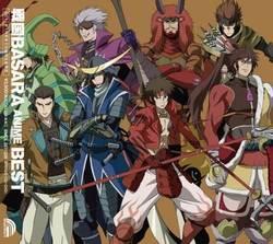 戦国BASARA ANIME BEST(初回限定CD+DVD)/T.M.Revolution他[新品]
