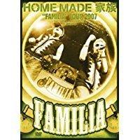 """【ディスクのみ】""""FAMILIA"""" TOUR 2007~平成十九年度 しあわせ家族化計画~in SHIBUYA AX/HOME MADE 家族【中古】[☆2]"""